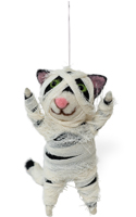 Salem the Mummy Cat Ornament