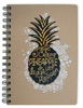 Pineapple Wire Notebook Large