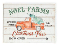 Noel Farms Sign