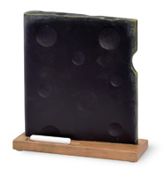 Cheese Wedge Chalkboard Medium