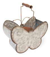 Butterfly Bucket Planter