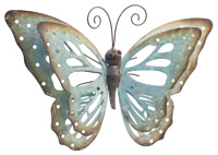 Butterfly Wall Art Blue