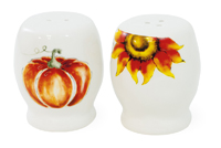 Pumpkin Harvest Salt & Pepper Set