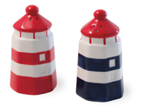 Anchors Away Salt & Pepper Set
