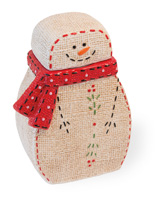 Comfort Snowman Cookie Jar