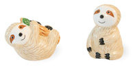 Simply Sloths Salt & Pepper Set