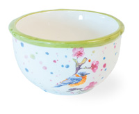 Bird & Cherry Blossoms Bowl