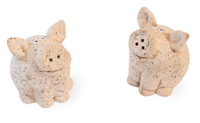 Piggy Power Salt & Pepper Set