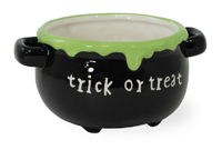 Cauldron Candy Dish
