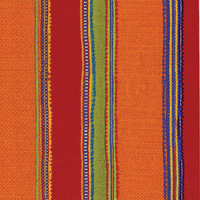 Habanera Red Lunch Napkins