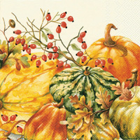 Calabaza Cream Lunch Napkins