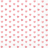 My Little Sweetheart Lunch Napkins