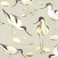 Avocet Linen Lunch Napkins