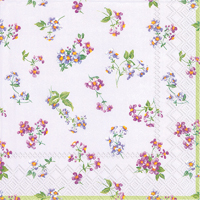 Bellina Light Lilac Lunch Napkins