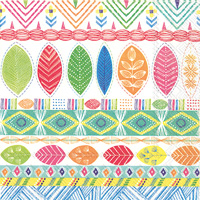 Fiesta Lunch Napkins