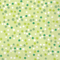 Dolly Light Green Lunch Napkins
