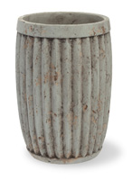 Cement Vase Small