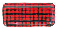 Buffalo Plaid Platter