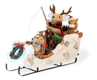 Woody Critter Sled
