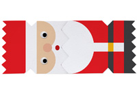 My Design Co. Father Christmas Cracker Card
