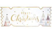 My Design Co. Merry Christmas Luxe Tree Cracker Card