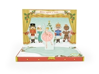 My Design Co. Nutcracker Music Box Card