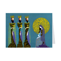 The MET Earle Three Wise Men Holiday Cards