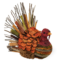 Twig Weave Medium Turkey