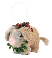 Porkchop Pig Ornament