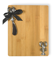 Lobster Cutting Board & Spreader Set