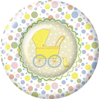 Oh Baby Dessert Paper Plates