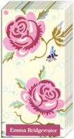 Rose and Bee Pocket Tissues
