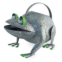 Croaky Frog Watering Can