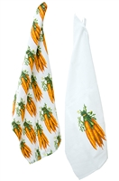 Carrots Tea Towels