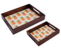 Carrots Trays