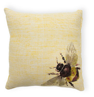 Honeybee Pillow