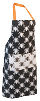 Black Spider Apron