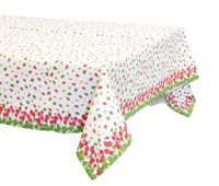 Strawberry Season Tablecloth