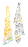 Lemon Bar Tea Towels