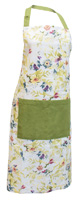 Packed Flowers Apron
