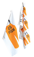 Go Fish Tea Towels