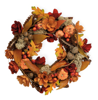 Autumn Arrival Wreath