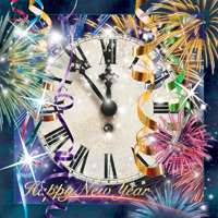 Video Card Happy New Year Card