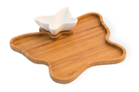 Butterfly Tray & Bowl