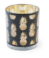 Exotic Pineapple Tealight Holder Small