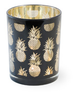 Exotic Pineapple Tealight Holder Large