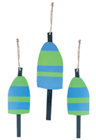 Beacon Weathered Buoy Set