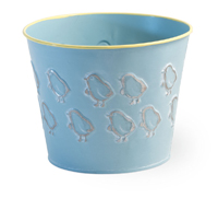 Easter Chick Bucket Blue