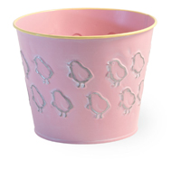 Easter Chick Bucket Pink