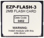 2MB Flash Memory - EZ-FLASH-3